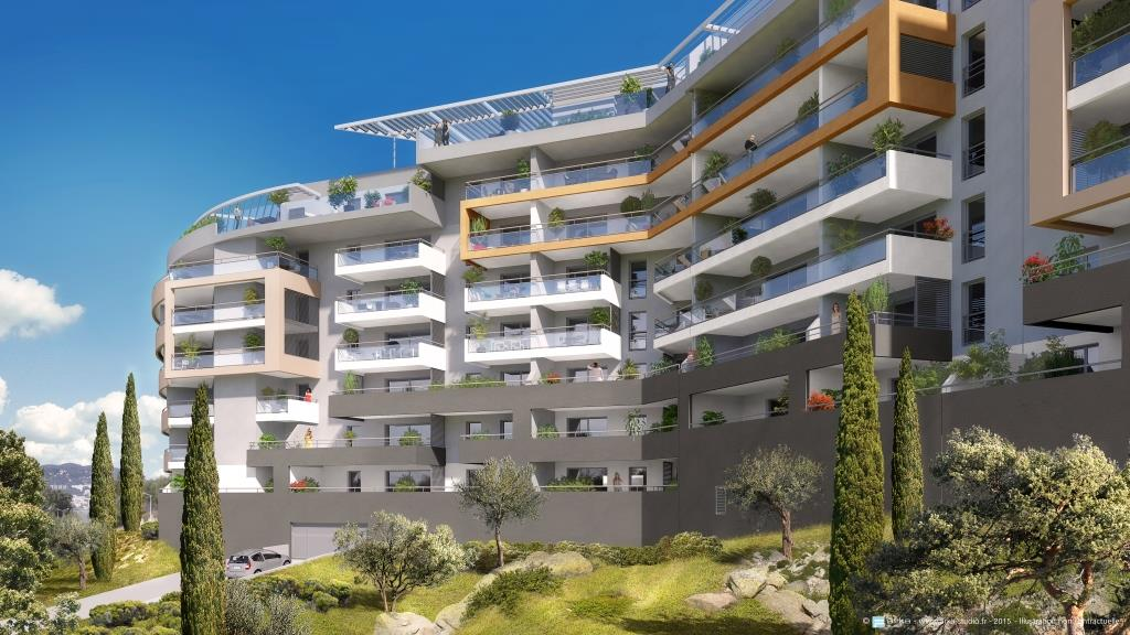RESIDENCE GENOVESE - BAT A3 - Immeuble PINARELLU -